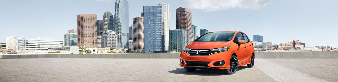 2020 Honda Fit Lifestyle Photo