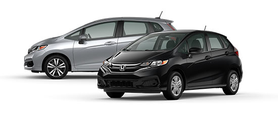 2020 Honda Fit Exterior Photo