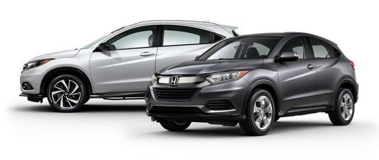 2020 Honda HR-V Exterior Photo