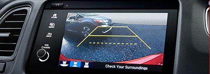 2020 Honda HR-V Technology Features