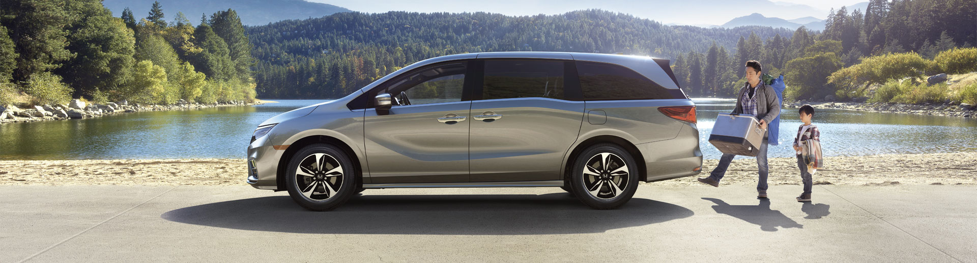 2020 Honda Odyssey Lifestyle Photo