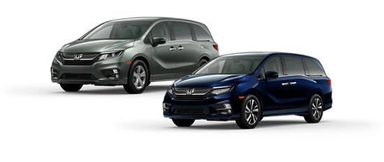 2020 Honda Odyssey Exterior Photo