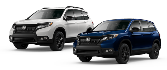 2020 Honda Passport Exterior Photo