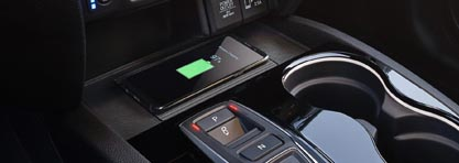 2020 Honda Passport Technology Features