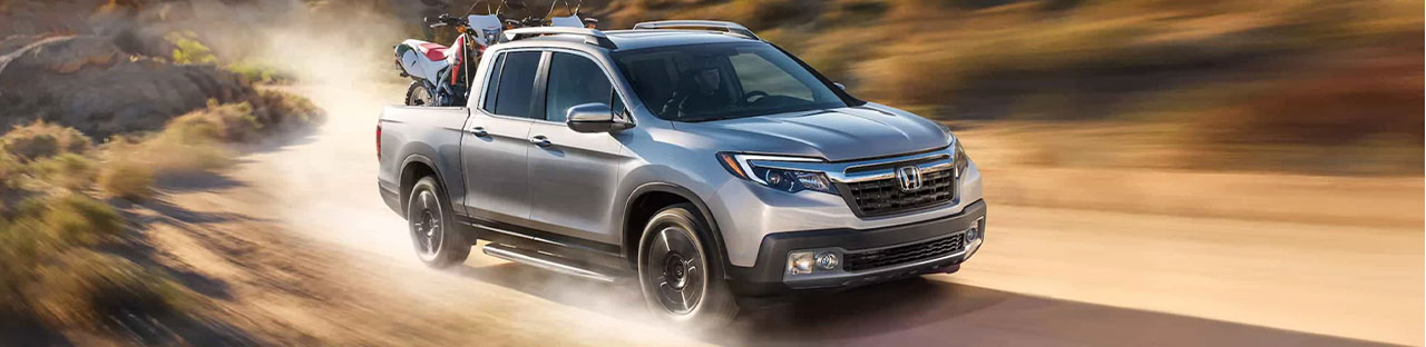 2020 Honda Ridgeline Lifestyle Photo