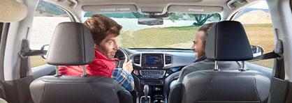 2020 Honda Ridgeline Safety Features