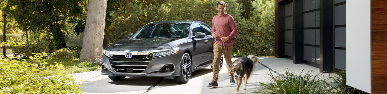 2021 Honda Accord Hybrid Lifestyle Photo
