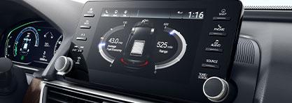 2021 Honda Accord Hybrid Technology Features