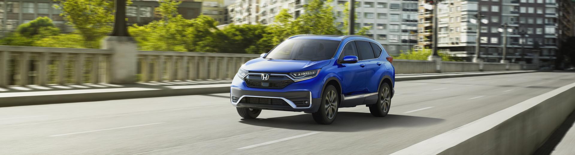 2021 Honda CR-V Lifestyle Photo