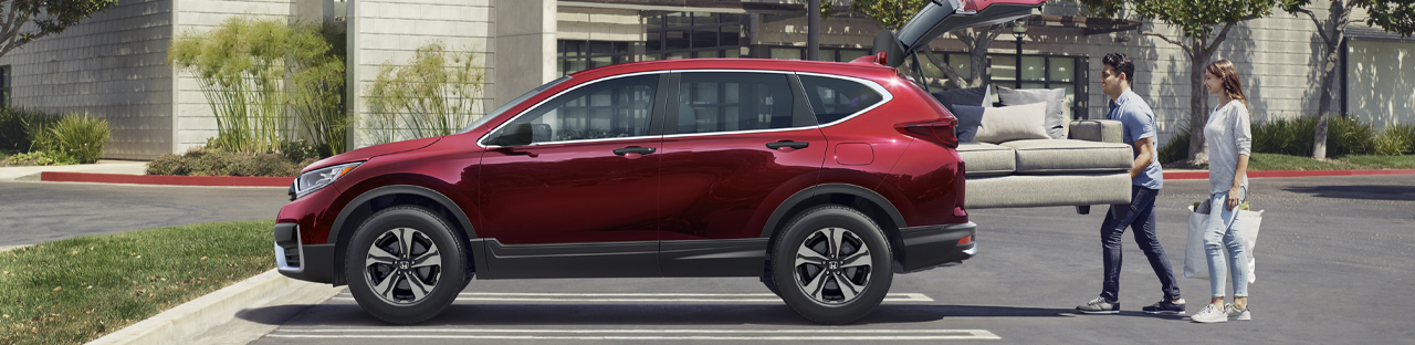 2021 Honda CR-V Lifestyle Photo