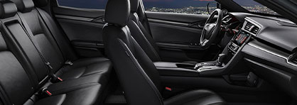 2021 Honda Civic Hatchback Interior