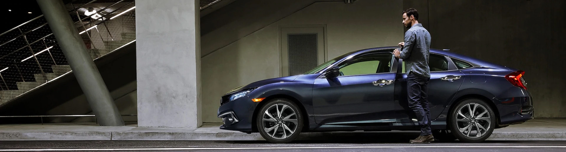 2021 Honda Civic Lifestyle Photo
