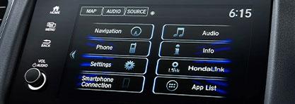 2021 Honda HR-V Technology Features