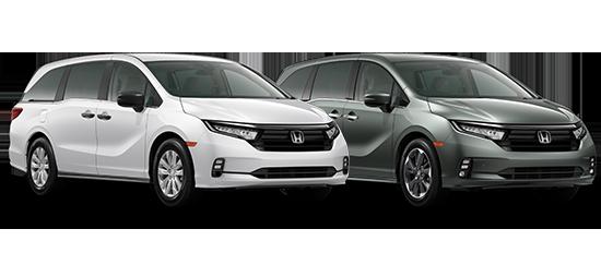 2021 Honda Odyssey Exterior Photo