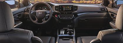 2021 Honda Passport Interior