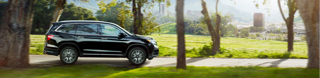 2021 Honda Pilot Lifestyle Photo