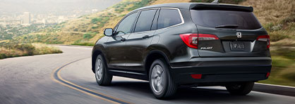 2021 Honda Pilot Safety Features
