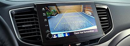2021 Honda Ridgeline Safety Features