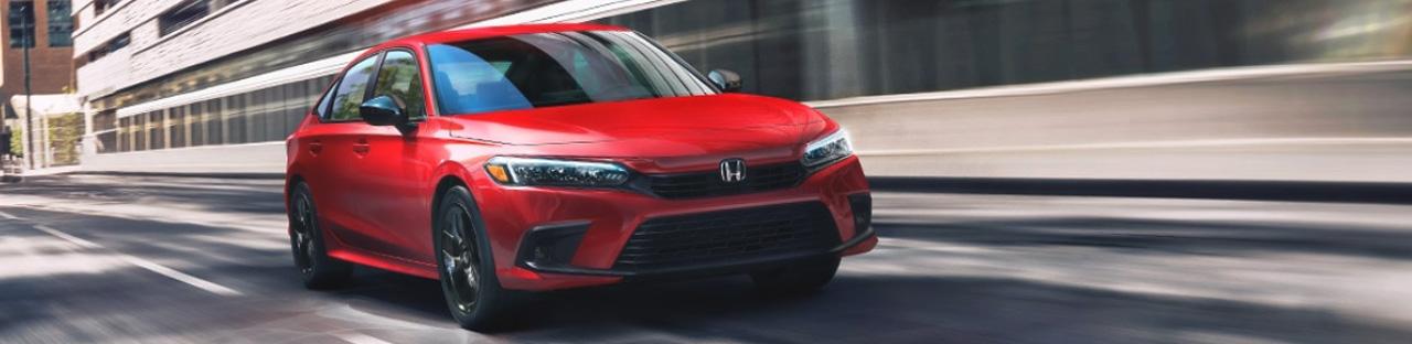 2022 Honda Civic Lifestyle Photo