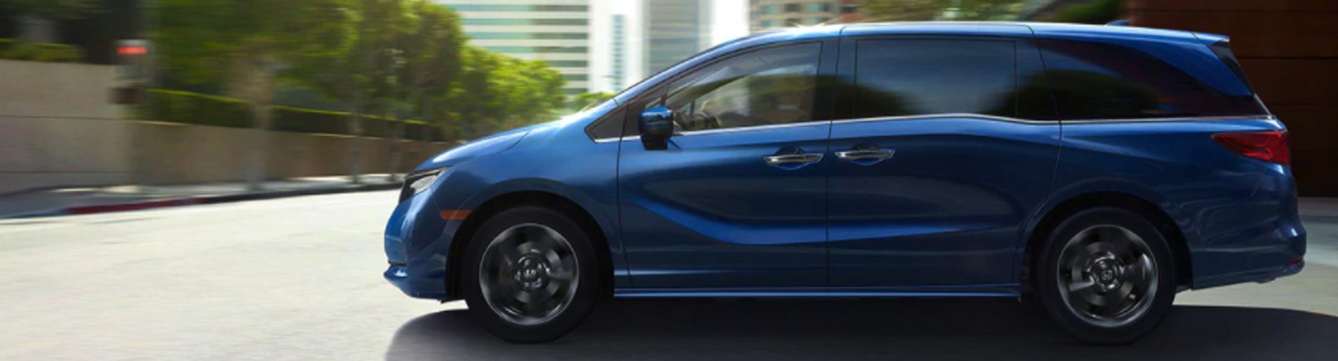 2022 Honda Odyssey Lifestyle Photo