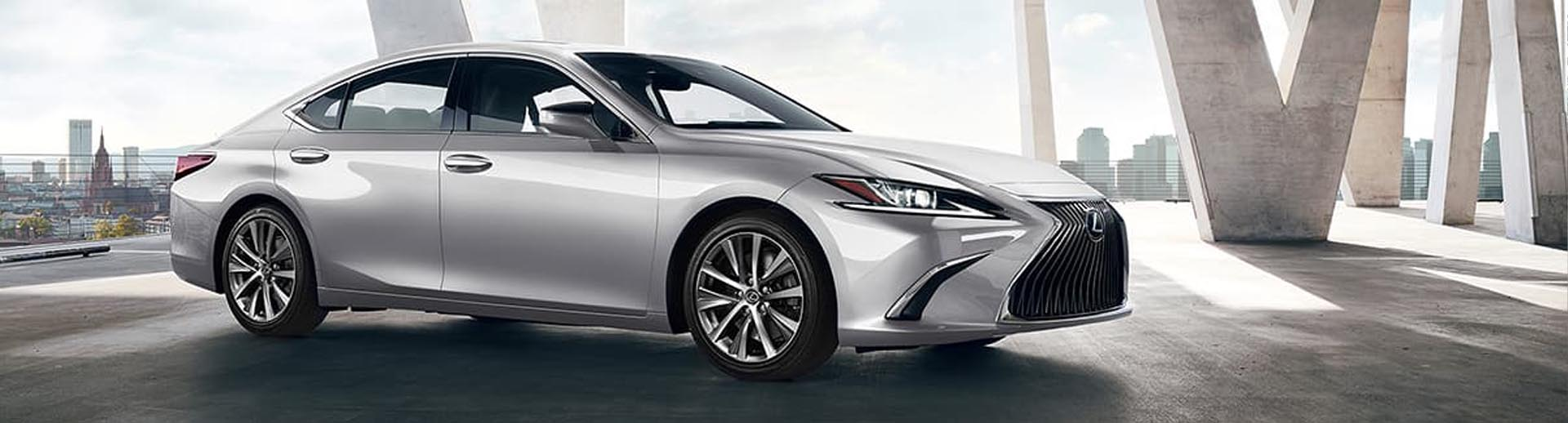 2020 Lexus ES 350 Lifestyle Photo