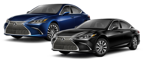 2020 Lexus ES 350 Exterior Photo