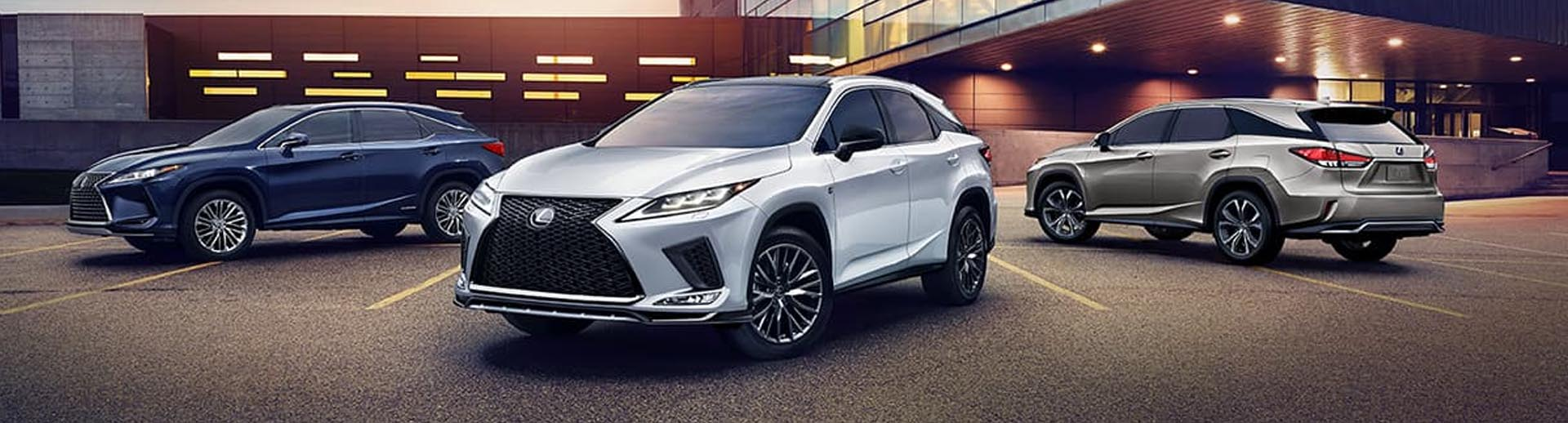 2020 Lexus RX 350 Lifestyle Photo