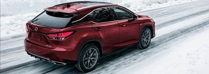 2020 Lexus RX 350 Safety Features