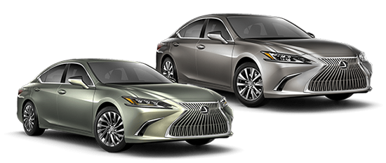 2021 Lexus ES 250 Exterior Photo