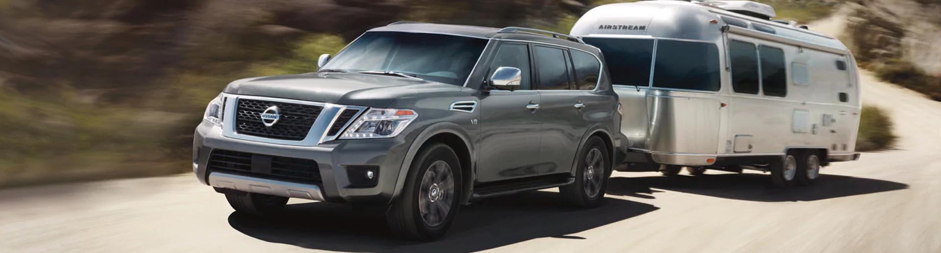 2020 Nissan Armada Lifestyle Photo