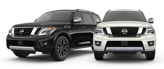 2020 Nissan Armada Exterior Photo
