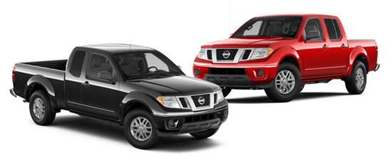 2020 Nissan Frontier Exterior Photo