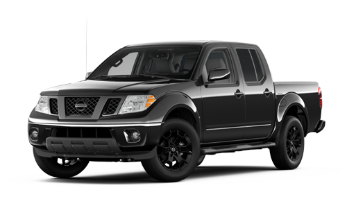 2020 Nissan Frontier Crew Cab Midnight Edition