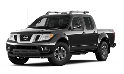 2020 Nissan Frontier Crew Cab PRO-4X