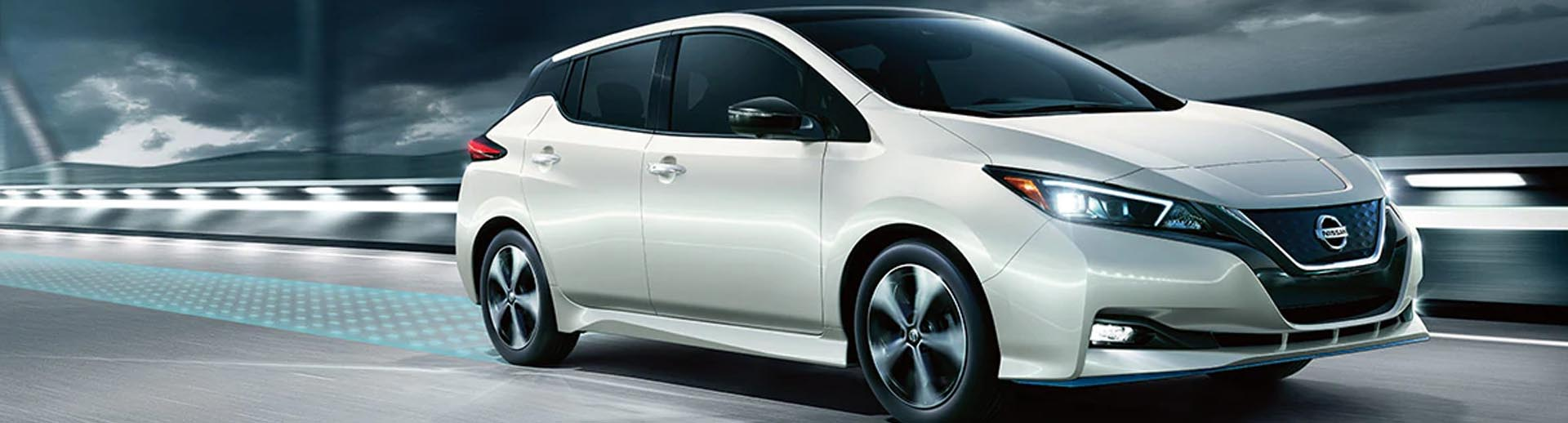 2020 Nissan LEAF Lifestyle Photo
