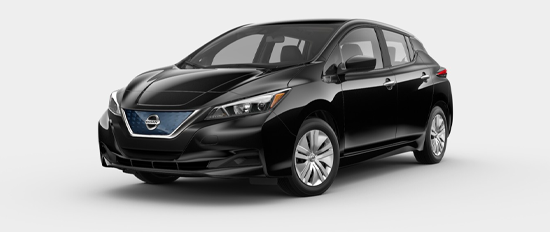 2020 Nissan LEAF Exterior Photo