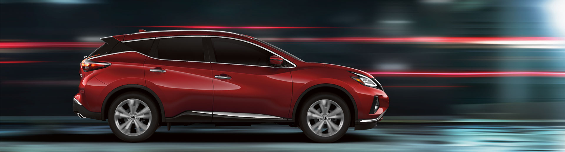 2020 Nissan Murano Lifestyle Photo