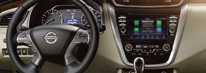 2020 Nissan Murano Technology Features