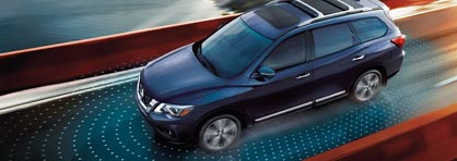 2020 Nissan Pathfinder Safety Features
