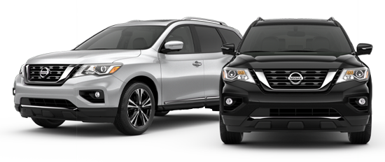2020 Nissan Pathfinder Exterior Photo