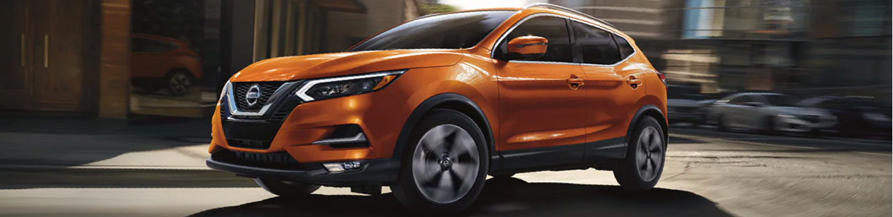 2020 Nissan Rogue Sport Lifestyle Photo