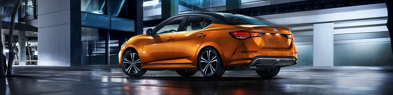 2020 Nissan Sentra Lifestyle Photo