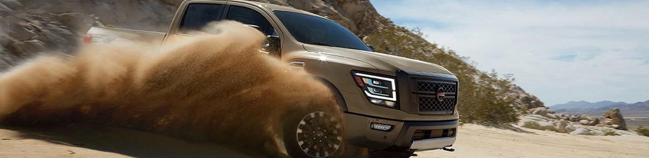 2020 Nissan Titan Lifestyle Photo