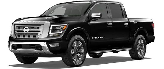 2020 Nissan Titan Exterior Photo