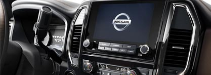 2020 Nissan Titan Technology Features