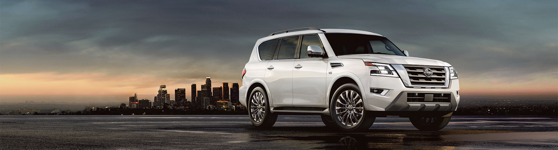 2021 Nissan Armada Lifestyle Photo