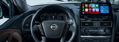 2021 Nissan Armada Technology Features