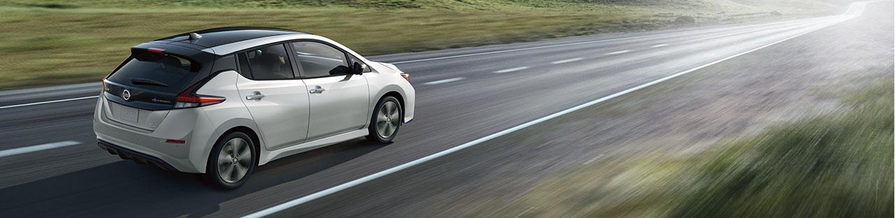 2021 Nissan LEAF Lifestyle Photo