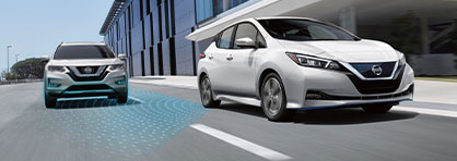 2021 Nissan LEAF Safety Features