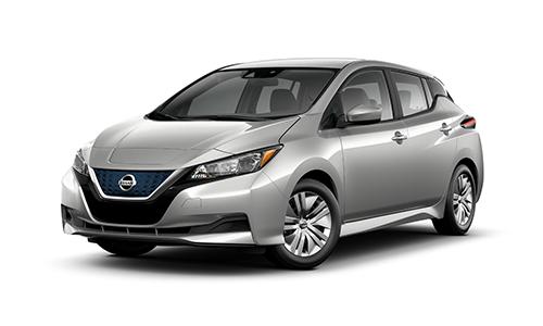 2021 Nissan LEAF S